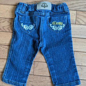 Dereon Baby Jeans Beyonce 0-6 Months